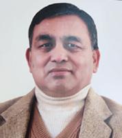 Mr. Babu Ram Shrestha