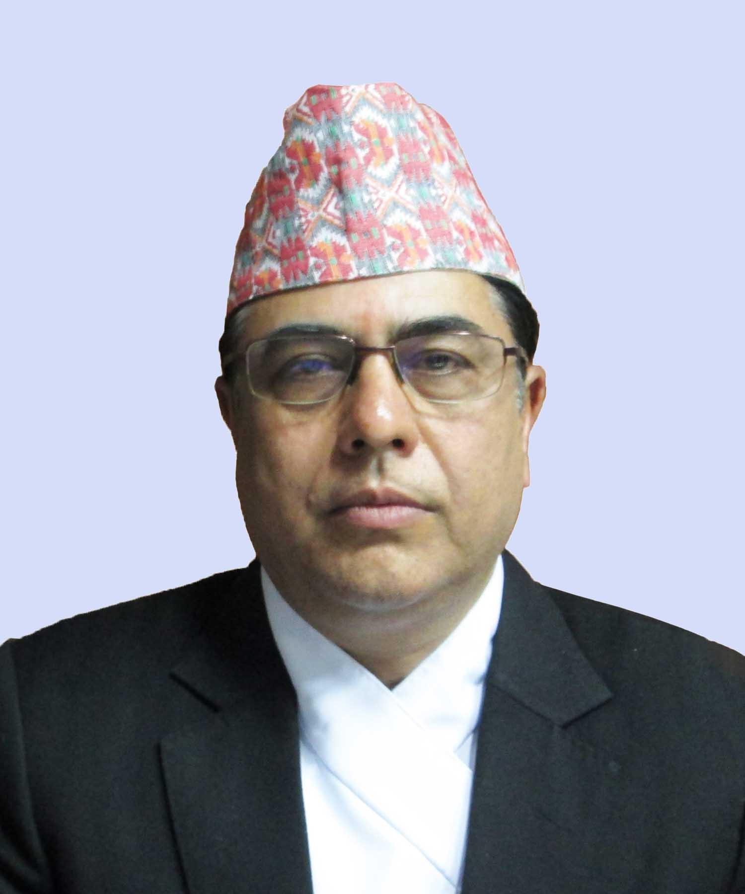Dr. Chiranjibi Nepal